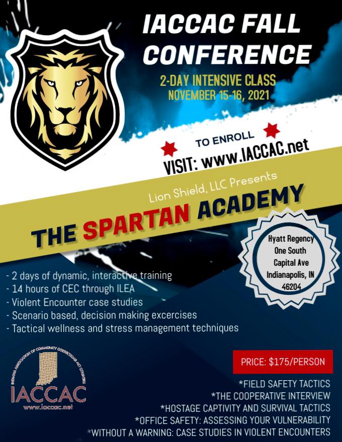 Lion Shield Flyer